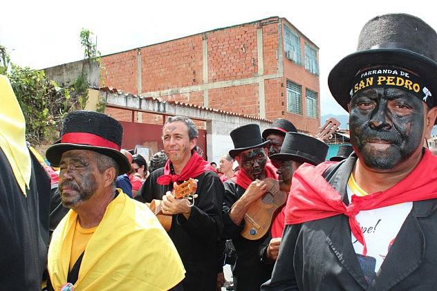 El San Pedro de Guatire celebra con su pueblo (21)