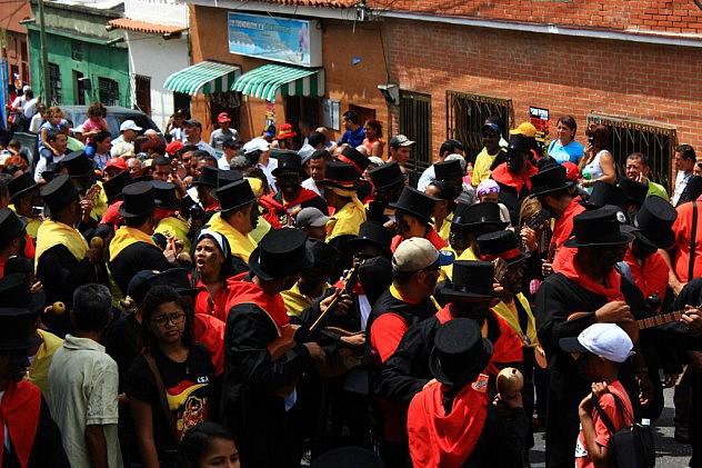 El San Pedro de Guatire celebra con su pueblo (22)