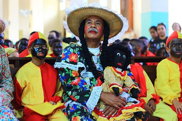El San Pedro de Guatire celebra con su pueblo (3)