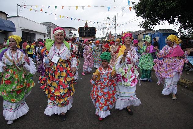 Madamas de El Callao_Colección Centro de la Diversidad Cultural IMG_0184