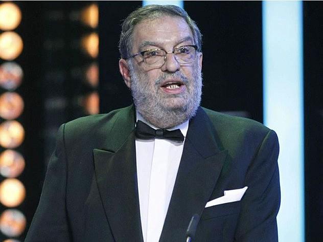Presidente de la Academia de Cine español, Enrique González Macho