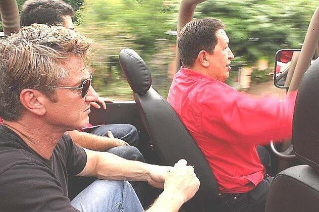 Sean Penn conoció las realidades de Venezuela de primera mano