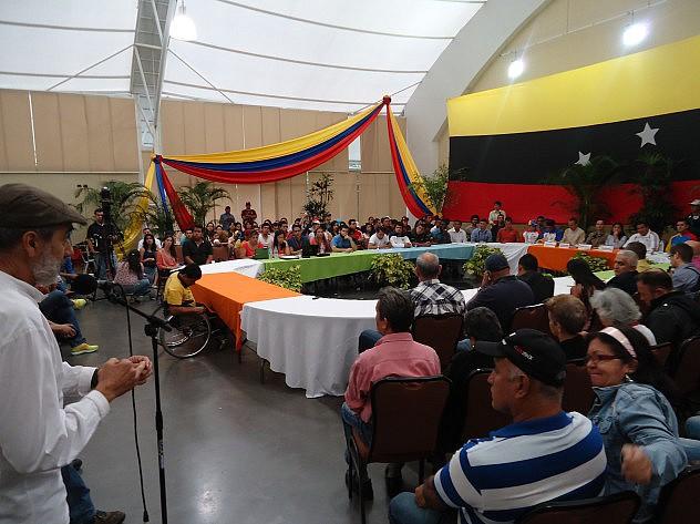 CREADORES Y ARTISTAS DEL TÁCHIRA PLANTEARON SOLUCIONES Y PROPUESTAS PARA PROMOVER LA CULTURA DE PAZ