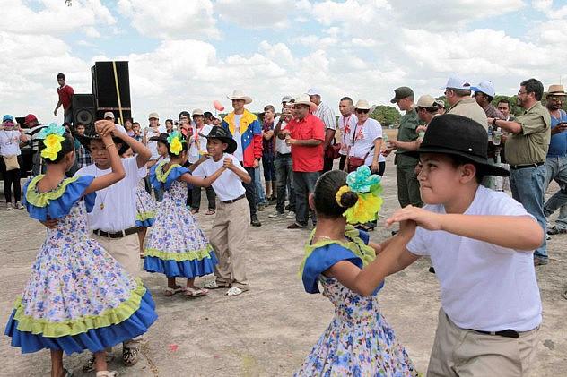 Fiestas Elorza 2014-rueda de prensa-6  foto Lerry Cataño