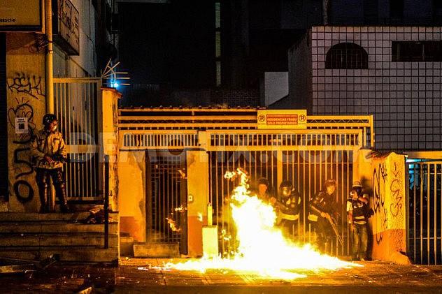 Foto: Carlos Becerra, Demotix