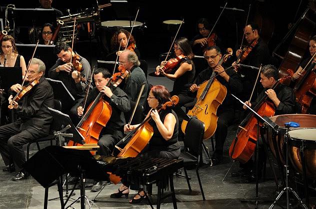 2. Orquesta Filarmónica Nacional
