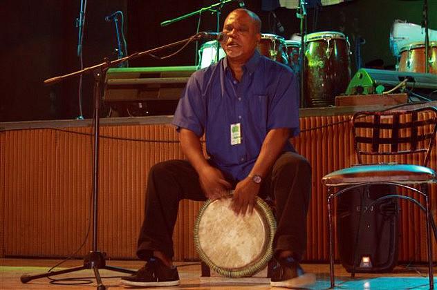 07 Edmund Mondesir (Martinica). Cubadisco. Palacio de la Rumba