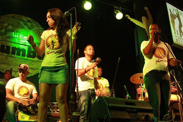 09 Grupo Herencia (Venezuela). Cubadisco. Palacio de la Rumba
