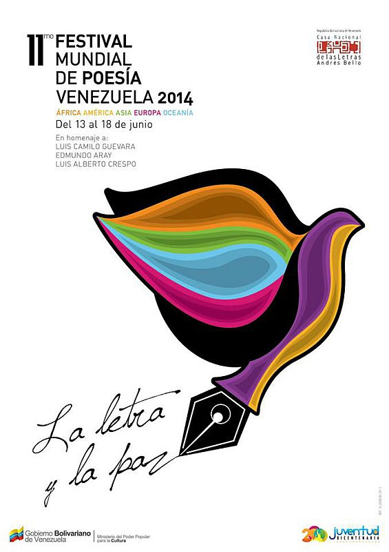 11MO FESTIVAL MUNDIAL DE POESIA