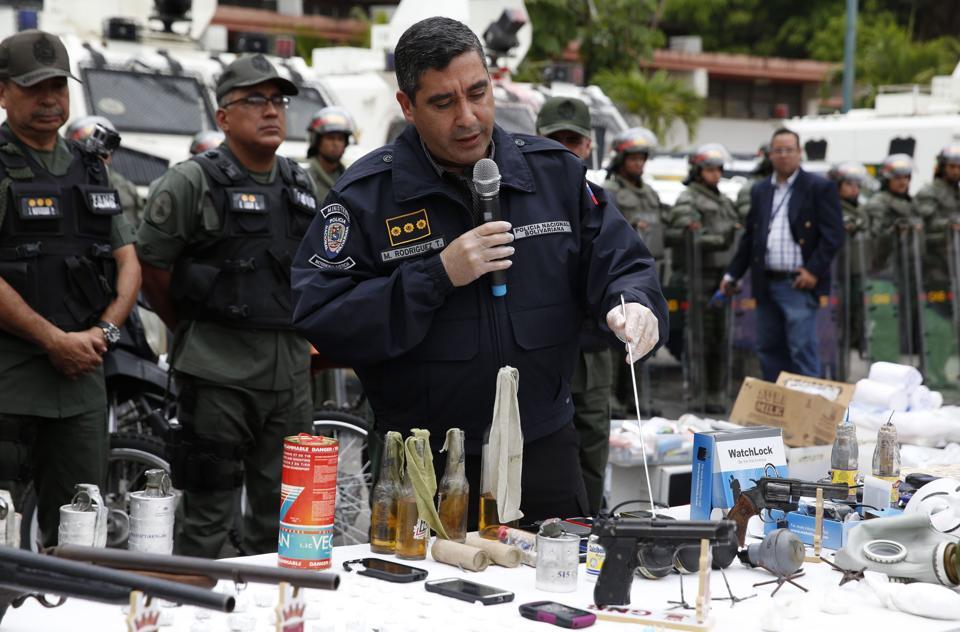 Resultado de imagen para campamentos oposicion venezolana