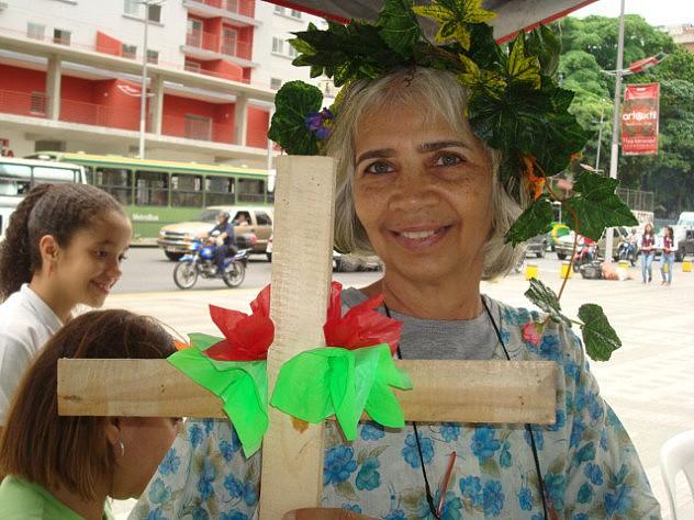 Elva Villegas, artista plástico