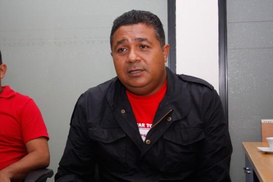Víctor Yajure (Foto: PSUV)