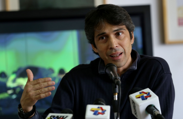 Alfredo Caldera (Foto:  MPPC)