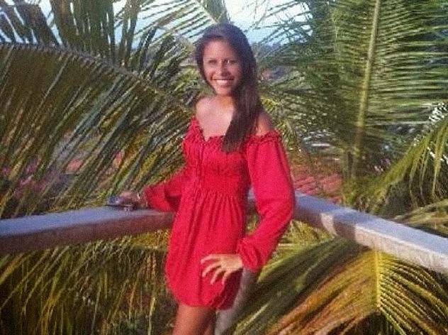 El asesinato de Geraldine Moreno ha sido uno de los más usados por la oposición para aupar las manifestaciones antigubernamentales