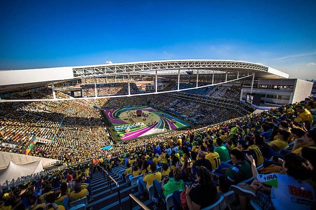 BRASIL F⁄TBOL MUNDIAL 2014