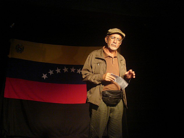Carlos Tovar_Dir Mincultura Tachira