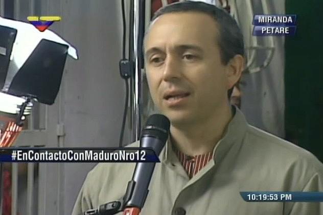 Ministro Barbarito