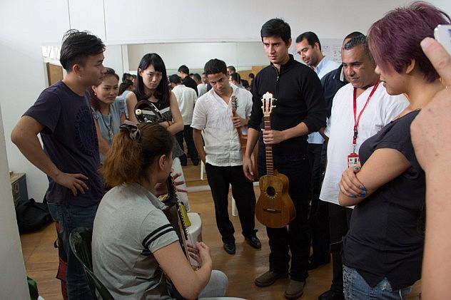 encuentro cultural venezuela china  BAJA-23