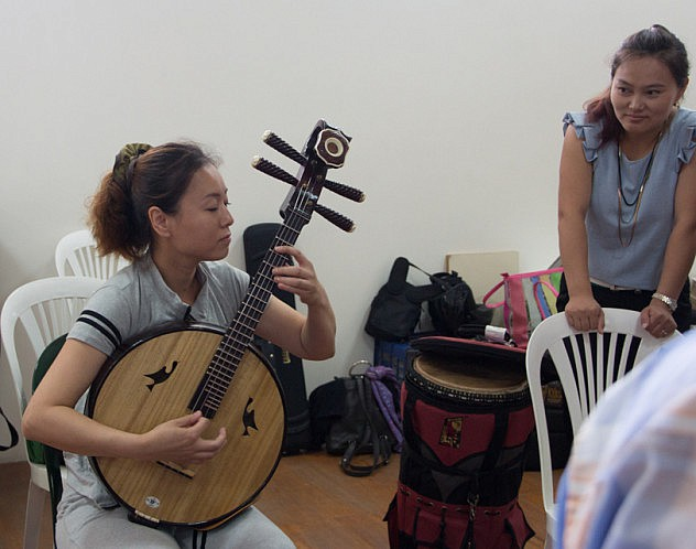 encuentro cultural venezuela china  BAJA-24
