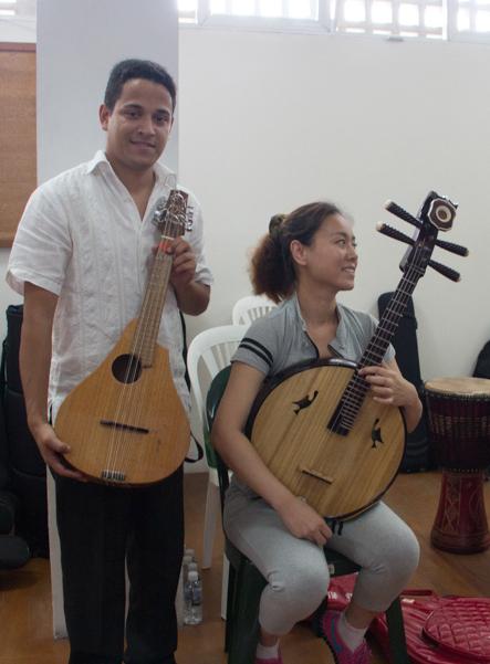 encuentro cultural venezuela china  BAJA-25