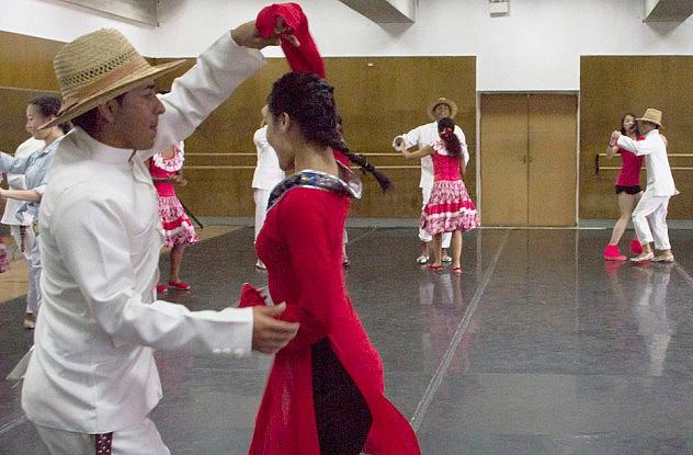 encuentro cultural venezuela china  BAJA-33