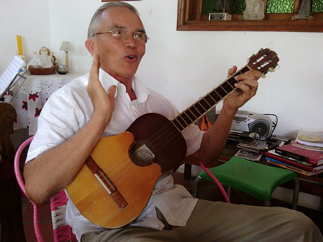 Alberto Beto Valderrama