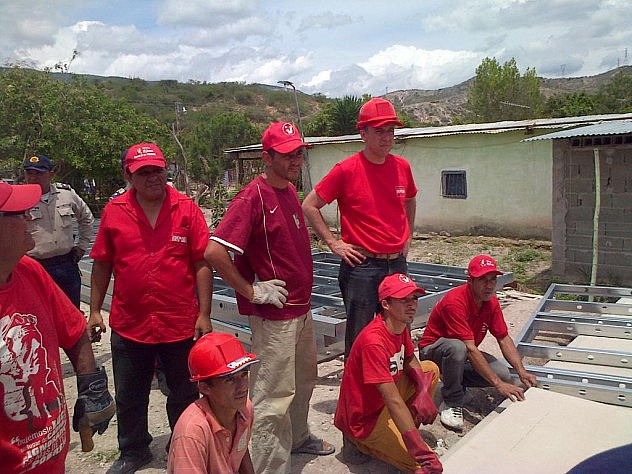 Gobierno De Calle En Marcha en el Edo. Lara  parroquia Juan de Villegas, municipio Iribarren (@minculturave)