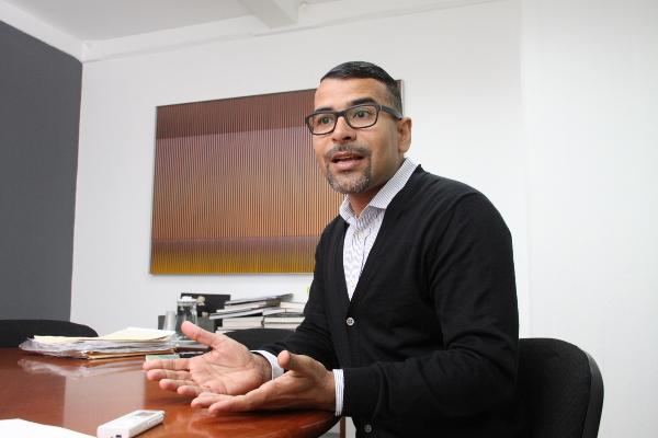 Edgar González. Foto: Archivo, Correo del Orinoco