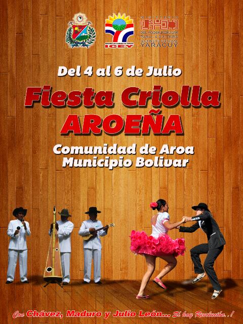 F2 Fiesta Criolla Aroea