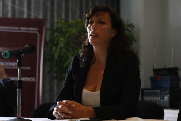 Karina Gómez (Archivo/Correo del Orinoco)