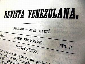 Revista Venezolana
