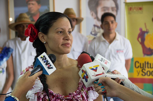 Rueda de Prensa Nacional de Danza Centro Simon Bolivar BAJA-10