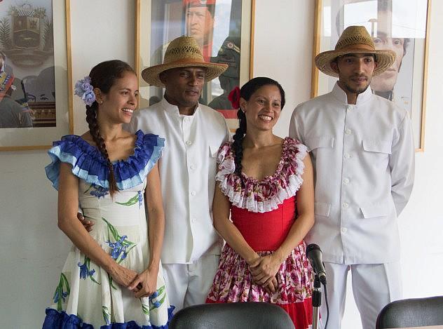 Rueda de Prensa Nacional de Danza Centro Simon Bolivar BAJA-11