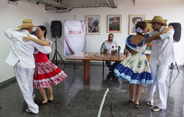Rueda de Prensa Nacional de Danza Centro Simon Bolivar BAJA-3