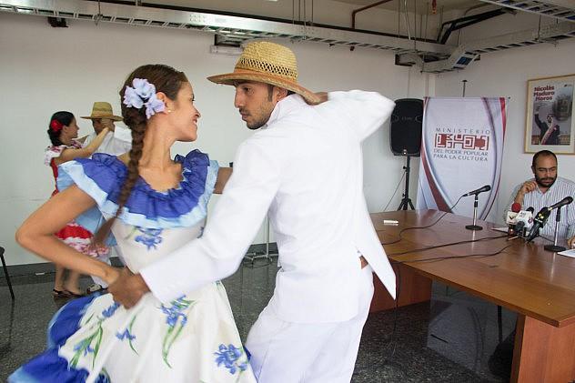 Rueda de Prensa Nacional de Danza Centro Simon Bolivar BAJA-4