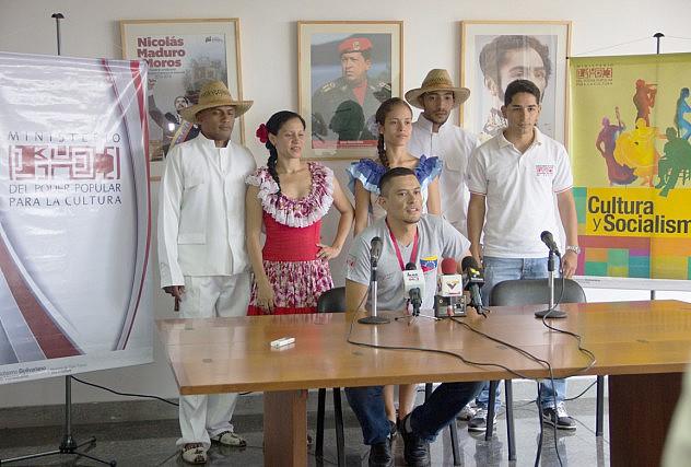 Rueda de Prensa Nacional de Danza Centro Simon Bolivar BAJA-5