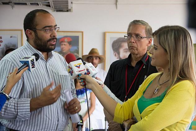 Rueda de Prensa Nacional de Danza Centro Simon Bolivar BAJA-9