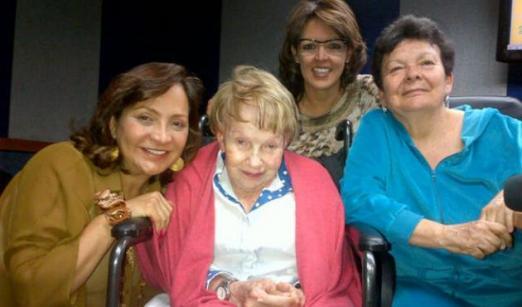 Sofia Imber cumplió 90 años recientemente
