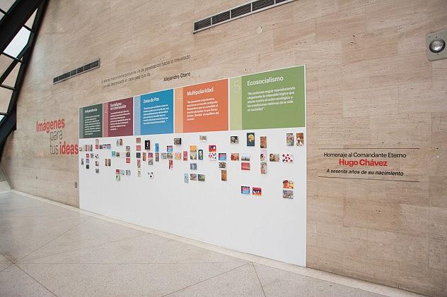 inauguracion exposicion homenaje a Chavez Imagenes para tus ideas baja-1