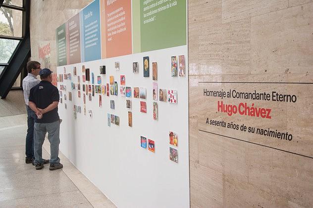 inauguracion exposicion homenaje a Chavez Imagenes para tus ideas baja-7