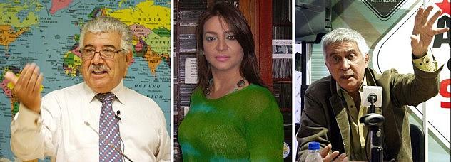 Raimundo Kabchi, Hindu Anderi y Vladimir Acosta serán ponentes