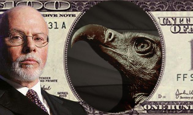 Paul Singer Elliot hizo fortunas como carroñero de países en quiebra