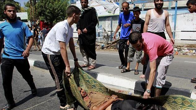 AP/Hatem Ali