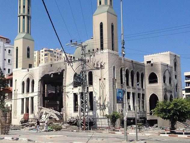 Mezquita Al Ameen