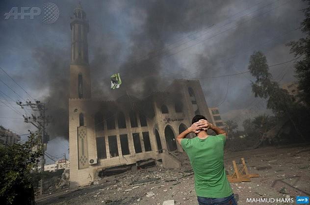 Mezquita Al Ameen (Foto: AFP)