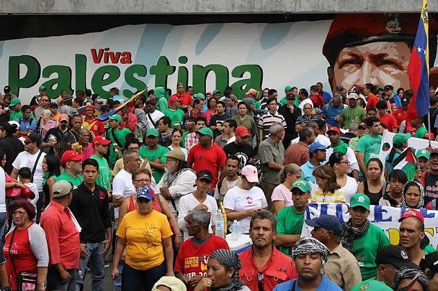 Foto cortesía del Ministerio del P.P. para las Comunas