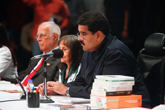 Foto: Prensa Prensidencial