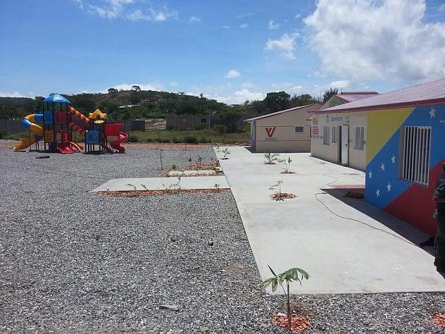 Base de Misiones en Lagunita El Roble (Foto: @descolonializa)