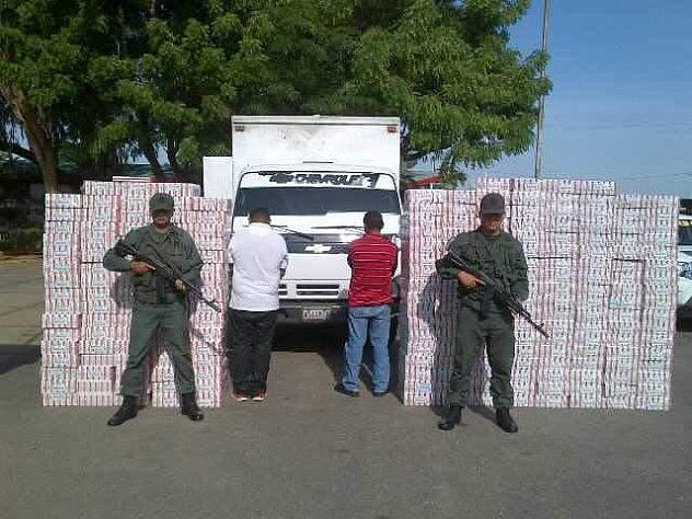 ZODI Zulia (CZGNB-11) retiene 199.200 pastillas de DICLOFENAC SÓDICO y 102.240 cápsulas de AMOXICILINA. Foto : Vladimir Padrino Löpez