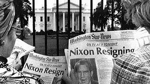 Historia verdadera del caso Watergate.